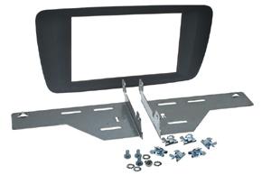 2DIN adaptér rádia SEAT Ibiza (08->) - obsah balení