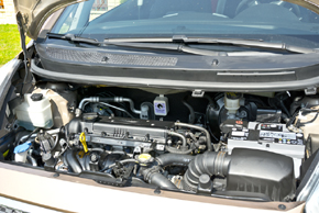 Deramax® Auto umístění v automobilu