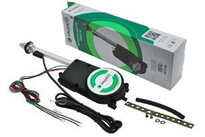 Elektr.ovládaná anténa - obsah balení