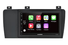 Instalační sada 2DIN Volvo S60 / V70 / XC70 s vestavěnou navigací Macrom
