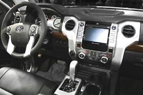 Toyota Tundra (14->) - interiér s OEM autorádiem