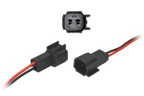 Adaptér pro připojení repro Ford / Mazda / Opel - detail konektoru