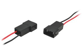 Adaptér pro připojení repro Honda - detail konektoru