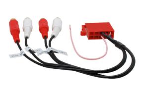 AUX výstup adaptér