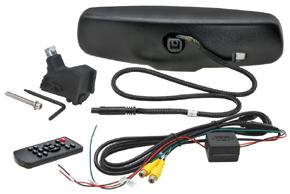 AK-043LAD monitor v zrcátku Ford - obsah balení
