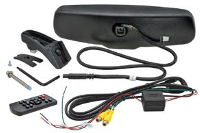 AK-043LAD monitor v zrcátku ztmavovací - Fiat - balení