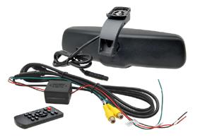 AK-043LAD monitor v zrcátku ztmavovací - Hyundai / Kia - obsah balení