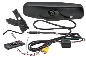 AK-043LAD monitor v zrcátku - obsah balení
