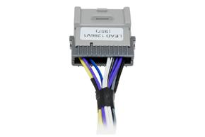 Adaptér pro ovládání na volantu Chevrolet - zapojení vodičů