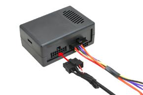 Adaptér pro ovládání na volantu Chevrolet - připojení propojovacích kabelů
