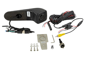 CMOS parkovací kamera VW Crafter II. - obsah balení