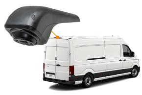 CMOS parkovací kamera VW Crafter II. - instalace