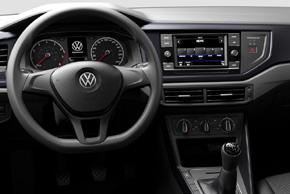 VW Polo (18->) interiér s OEM autorádiem