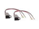 Kabel.adaptéry reproduktorů