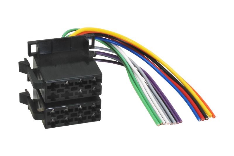 Univerzální ISO adaptér