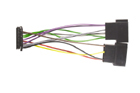 OEM kabely autorádií JVC