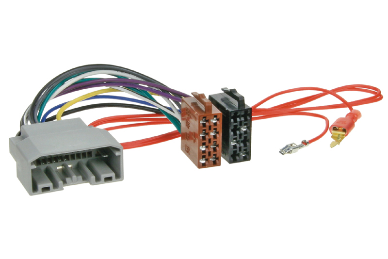 ISO adaptér pro autorádia Chrysler