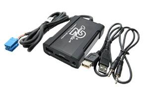 USB / AUX vstup PEUGEOT / CITROEN