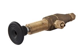 Ventil pro pneumatické klaksony - typ 128