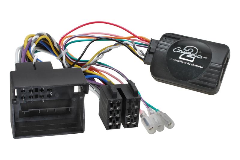 Adaptér pro ovládání na volantu Seat / Škoda / VW