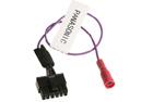 Propojovací kabel pro autorádia  PANASONIC