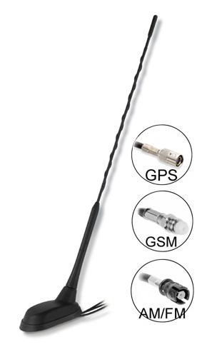 TRIPLEX GPS+GSM+AM/FM anténa