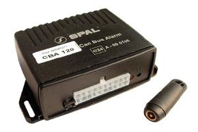 SPAL CBA-120 CAN-Bus autoalarm