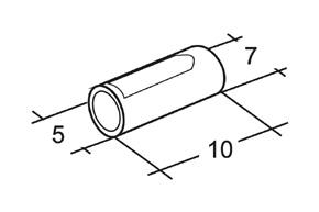 Kryt kolíku Ø 4mm