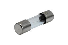 Trubičková skleněná pojistka 20x5mm