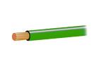 Autokabel 0,75mm2 zelený