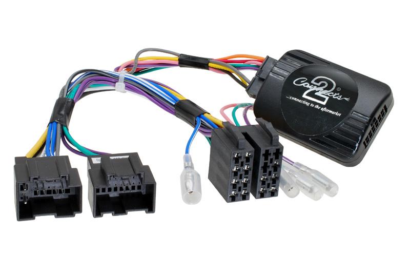 Adaptér pro ovládání na volantu Saab