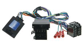 Adaptér pro ovládání na volantu Fiat Panda II.