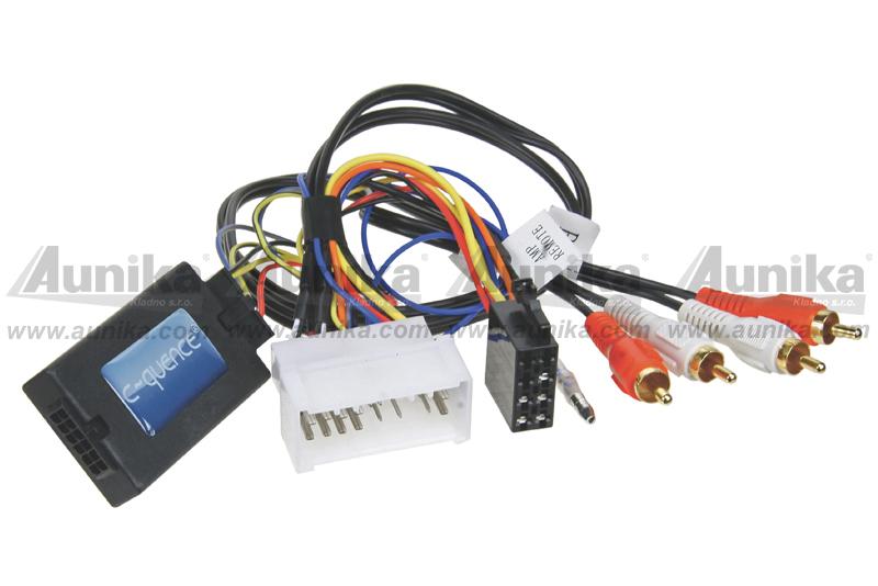 Adaptér pro ovládání na volantu Hyundai Santa Fe (06-13)