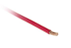 Napájecí kabel 10mm² - rudý