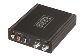 DVB-CIC integrovaný DVB-T tuner BMW