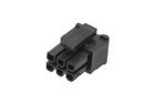 Izolační kryt Micro-Fit 6 kontaktů
