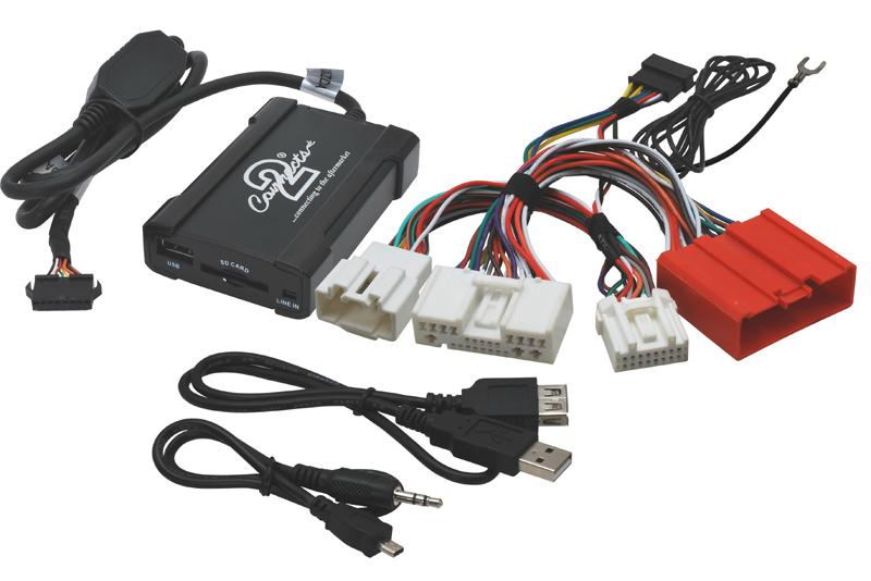 USB / AUX vstup MAZDA