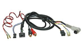Kabel pro AV adaptér Mercedes Comand 2.5