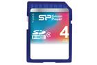SDHC 4GB paměťová karta