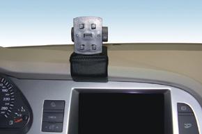 Konzole pro navigace AUDI A6 (04->)
