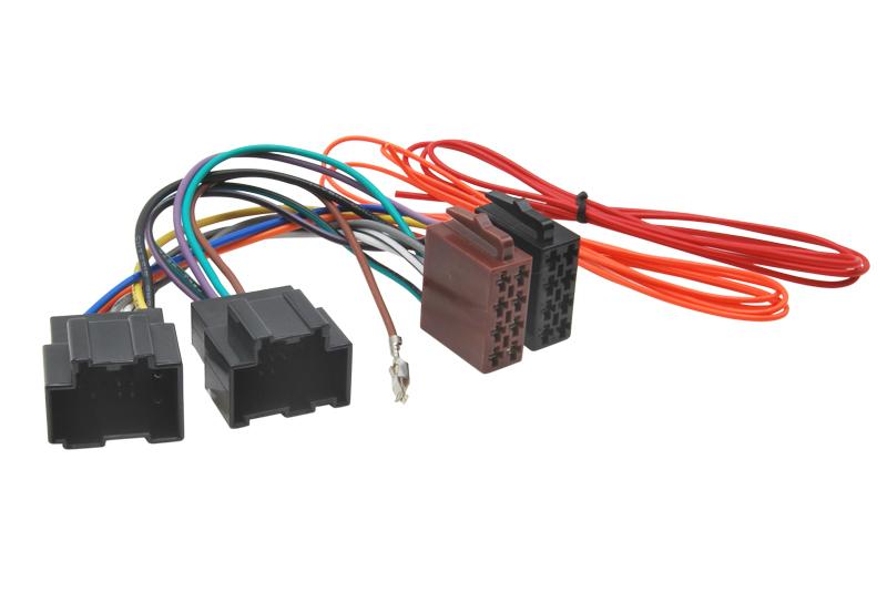 ISO adaptér pro autorádia Saab