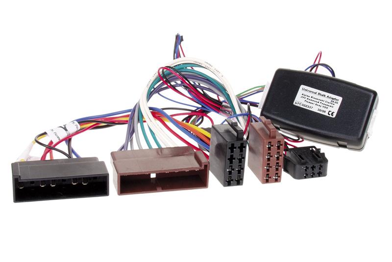 Adaptér pro ovládání na volantu Ford / VW