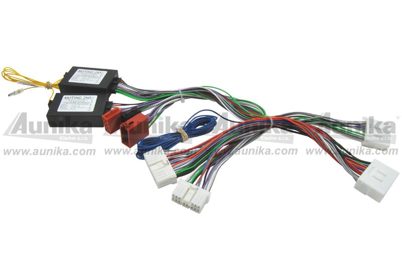 Adaptér pro HF sady CHRYSLER/DODGE/JEEP s akt.audio systemem