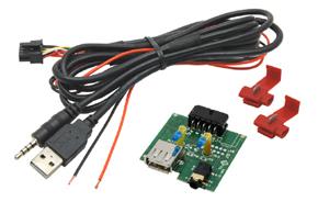 USB+JACK konektor Hyundai