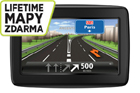 TomTom START 25 Europe Traffic + LIFETIME mapy