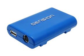 GATEWAY Lite BT HF sada + iPhone / iPod / USB vstup BMW