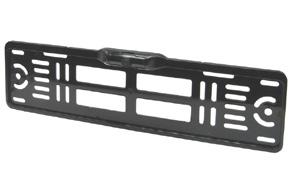CCD zadní / přední parkovací kamera v podložce RZ