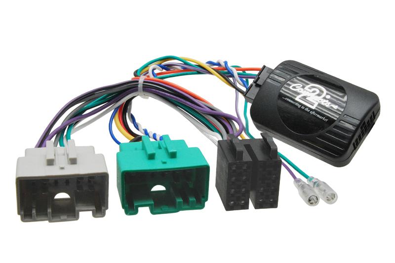 Adaptér pro ovládání na volantu Volvo S60 / V70 / XC70