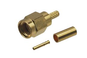Anténní konektor SMA-C V/R samice