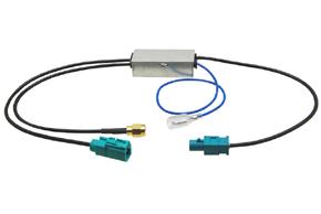 AM-FM / DAB-DAB+ rozbočovač signálu